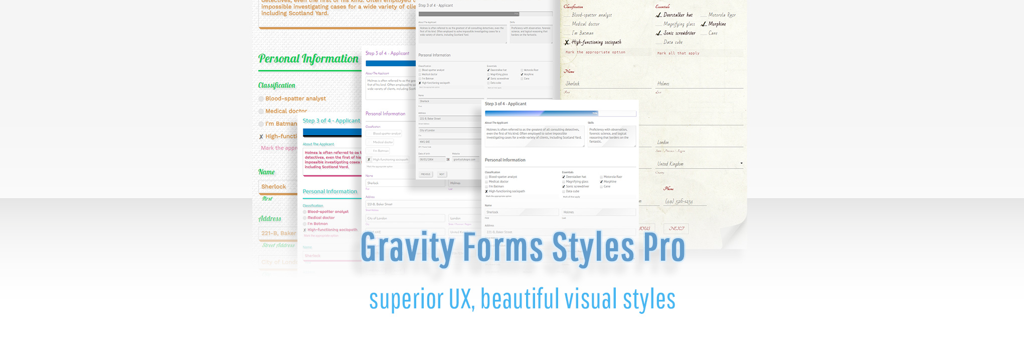 Gravity forms styles pro design layout gravity forms in seconds get it now falaconquin